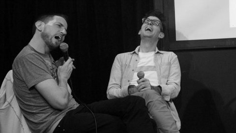 The Champs with Neal Brennan + Moshe Kasher   Listen via ...