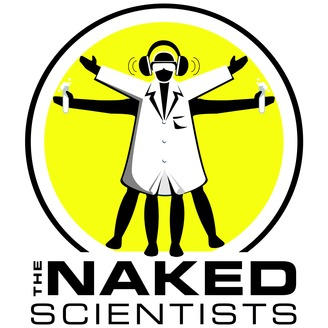 - The Naked Scientists Podcast - Stripping Down Science - album art