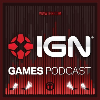 IGN Games Podcasts - album art