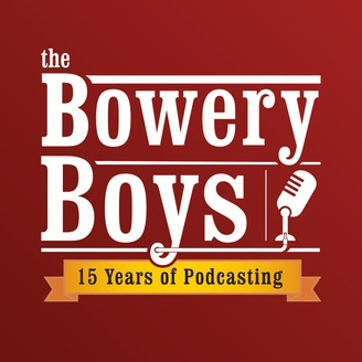 New York City History: The Bowery Boys - album art