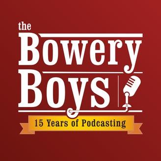 New York City History: The Bowery Boys - album art