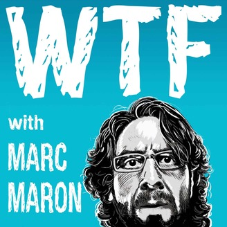 WTF with Marc Maron Podcast - album art