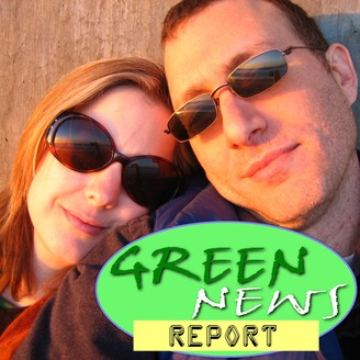 Green News Report w/ Brad Friedman & Desi Doyen - album art