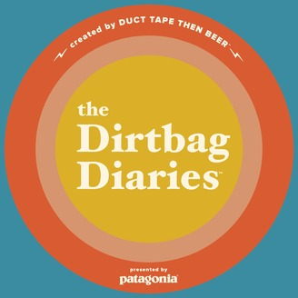 The Dirtbag Diaries - album art