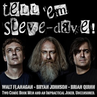 SModcast » Tell 'Em Steve-Dave! - album art