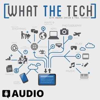What The Tech - album art