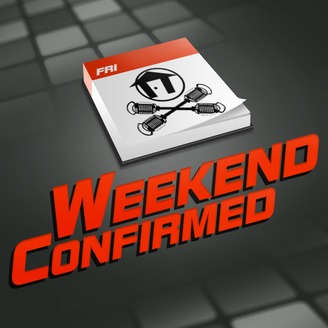 Weekend Confirmed: The Video Game Show - album art