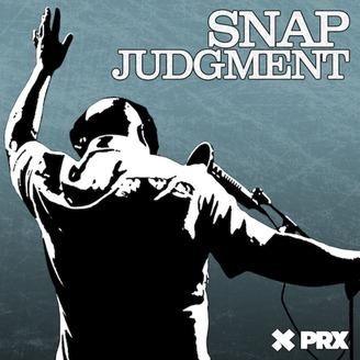 NPR: Snap Judgment Podcast - album art