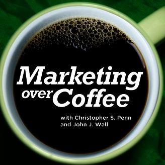 Marketing Over Coffee - album art