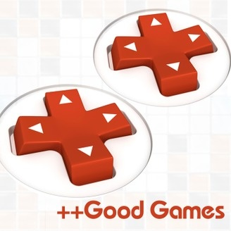 ++Good Games (Double Plus Good Games) Podcast - album art