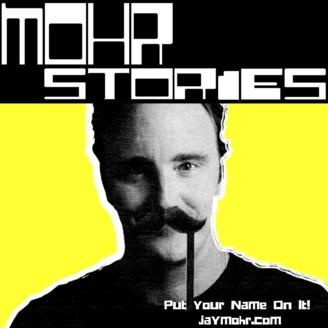 Mohr Stories with Jay Mohr - album art