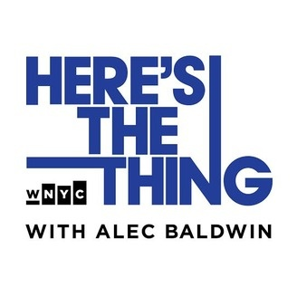 Here's The Thing - album art