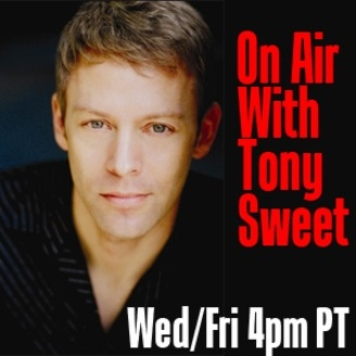 On Air With Tony Sweet - album art