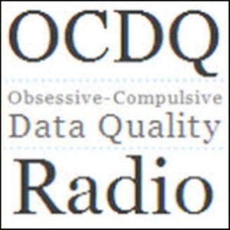 Obsessive-Compulsive Data Quality (OCDQ) Radio - album art