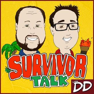 Survivor Talk with D&D - album art