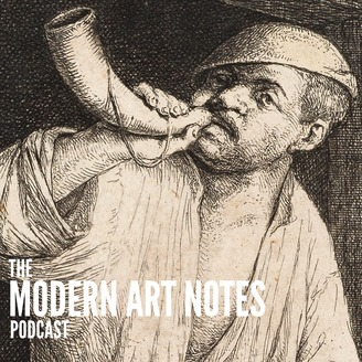 The Modern Art Notes Podcast - album art