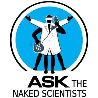 Ask the Naked Scientists Podcast - album art