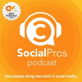 Social Pros Podcast: Real People Doing Real Work in Social Media - album art