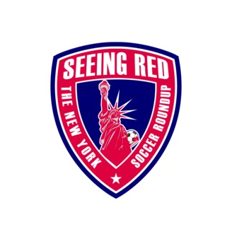 Seeing Red! The NY Soccer Roundup - album art