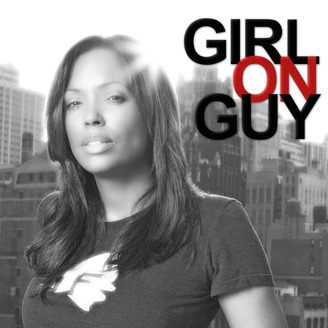 Girl on Guy with Aisha Tyler - album art