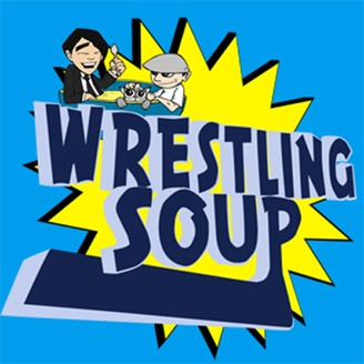 WRESTLING SOUP - album art