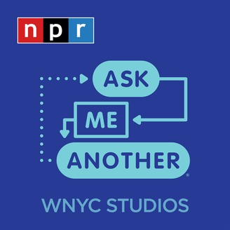 NPR: Ask Me Another Podcast - album art