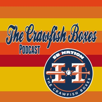 The Crawfish Boxes Astros Baseball Podcast Productions - album art