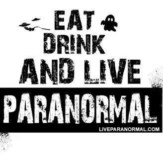Live Paranormal Radio - album art