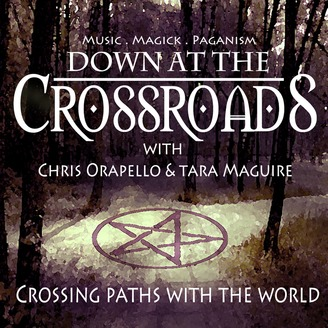 Down at the Crossroads - Music. Magick. Paganism. - album art