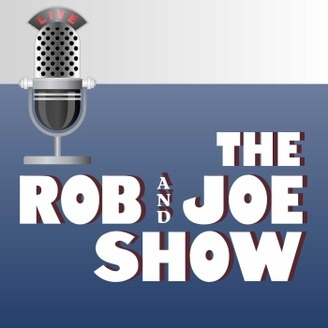The Rob and Joe Show - album art