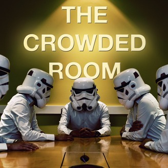 The Crowded Room - album art