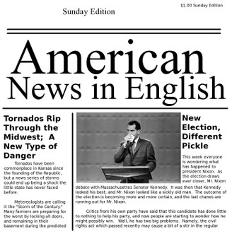 News In English
