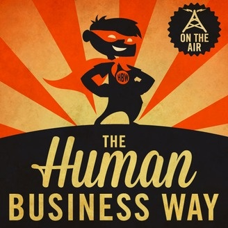 The Human Business Way - album art