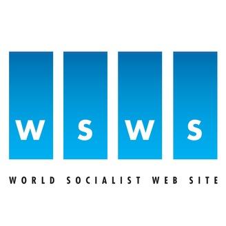 World Socialist Web Site Daily Podcast - album art