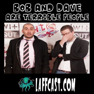 Bob And Dave Are Terrible People - album art