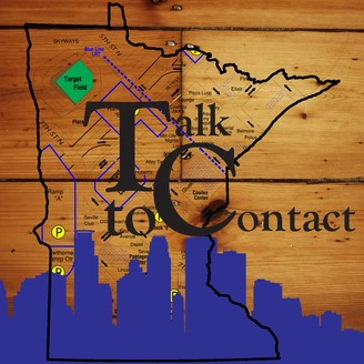 Talk To Contact - A podcast about Minnesota's favorite pastime - album art
