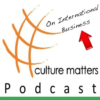Culture Matters Podcast on International Business - album art