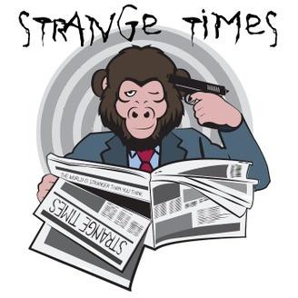 Strange Times - album art