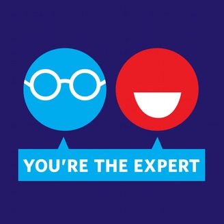 You're the Expert - album art