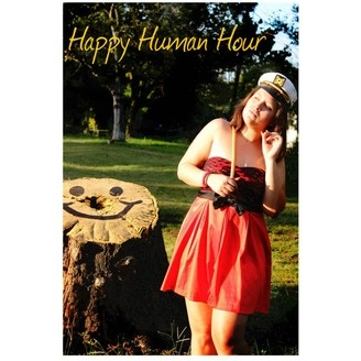 Happy Human Hour - album art