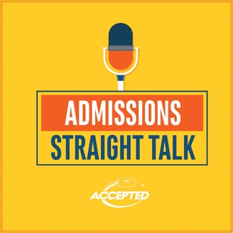 Admissions Straight Talk - album art