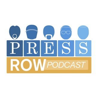 Operation Sports - Press Row Podcast - album art