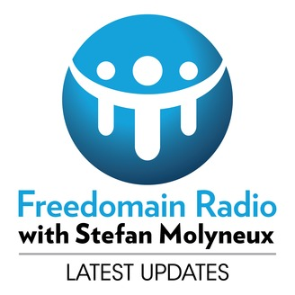 Freedomain Radio with Stefan Molyneux - album art