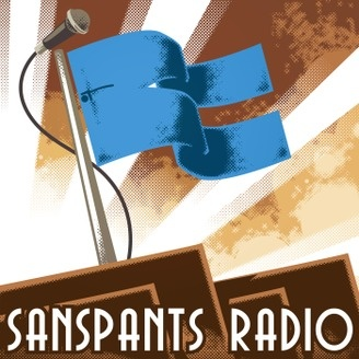 SanspantsRadio - album art
