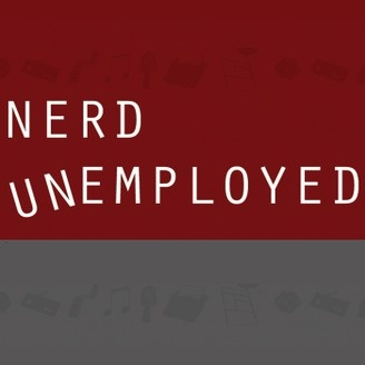 Nerd Unemployed - album art