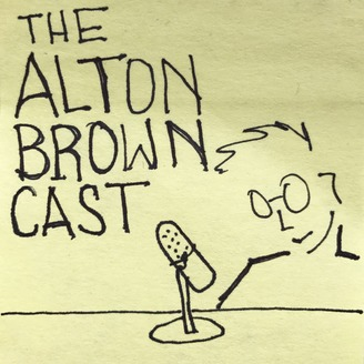 The Alton Browncast - album art