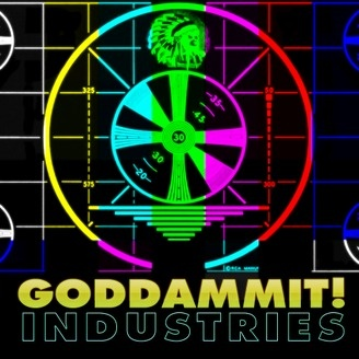 Goddammit! Industries - album art