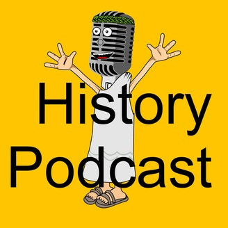 History Podcast - album art