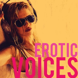 Erotic Voices - Ellen Dominick - album art
