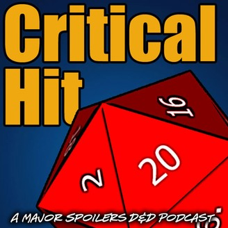 Critical Hit: A Dungeons and Dragons Campaign - album art